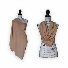 Nursing Scarf  Cover taupe