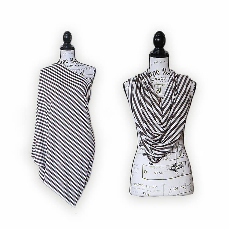 nursing-cover-white-brown-stripes