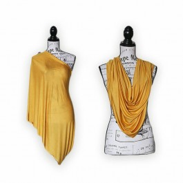Nursing Scarf/ Cover butterscotch