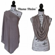 Breastfeeding Cover mocca 2