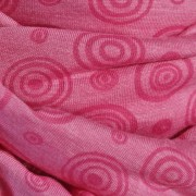 Nursing Cover pink dots