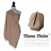 Nursing Cover taupe
