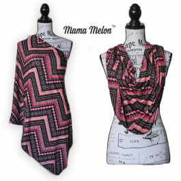Nursing Cover - chevron