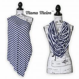 Nursing Cover - stripe