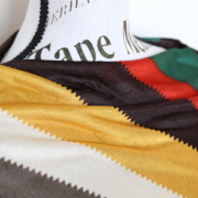Nursing Poncho colour stripe