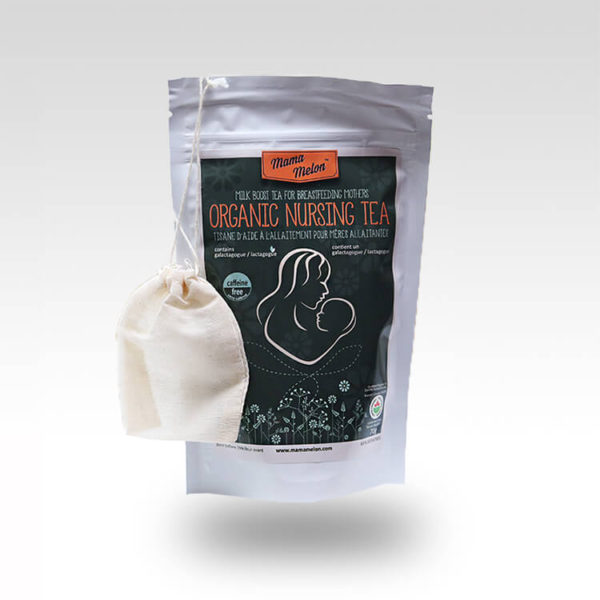 Mama Melon Organic Nursing Tea