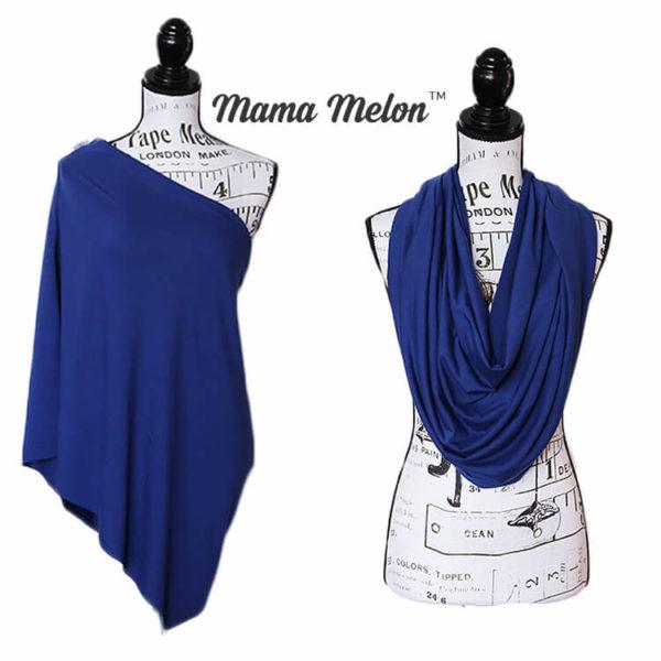 Mama Melon™ Breastfeeding Cover midnight blue